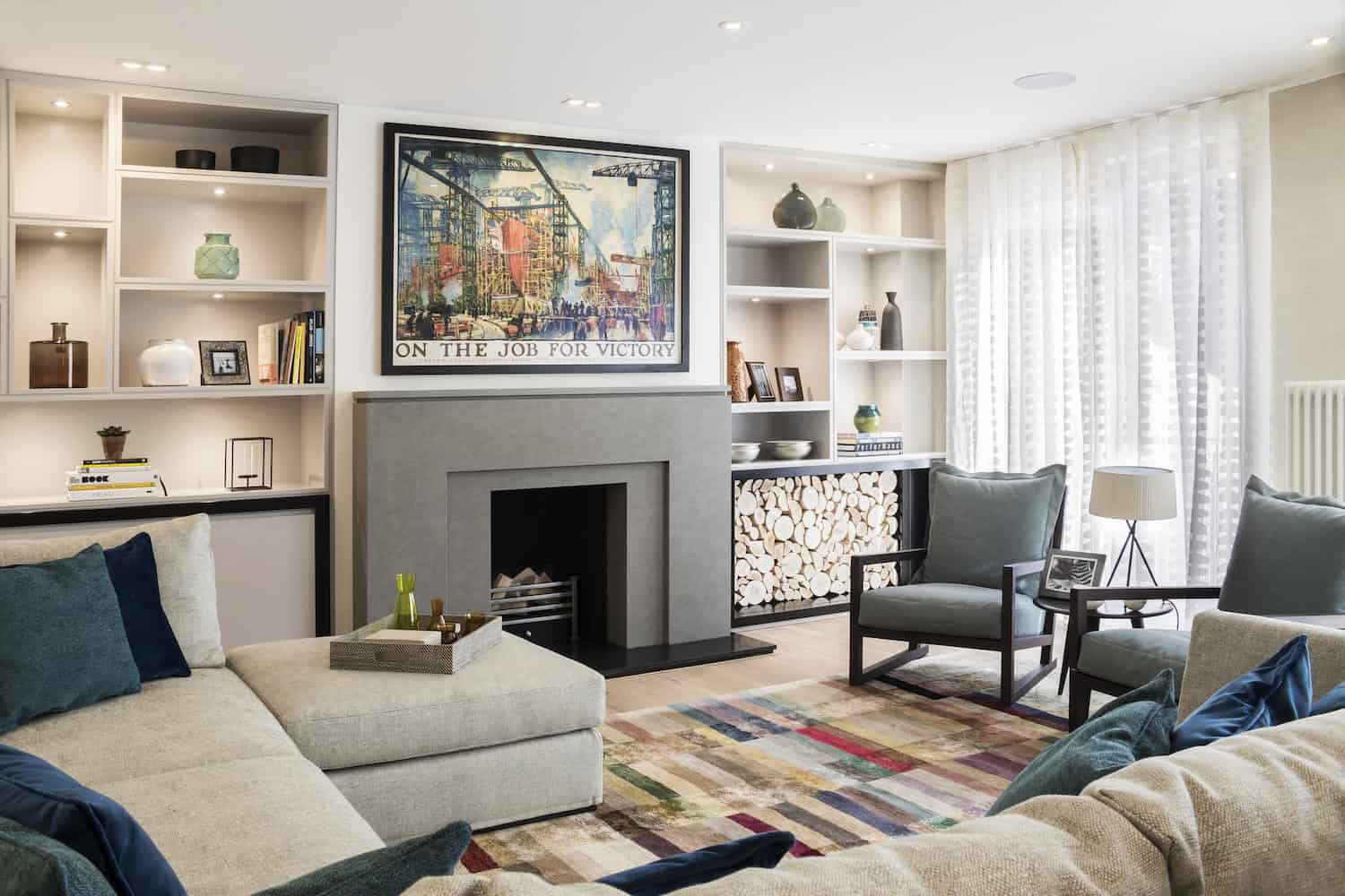 350 Great Room Design Ideas for 2019 on Small Living Room Ideas 2019  id=74300