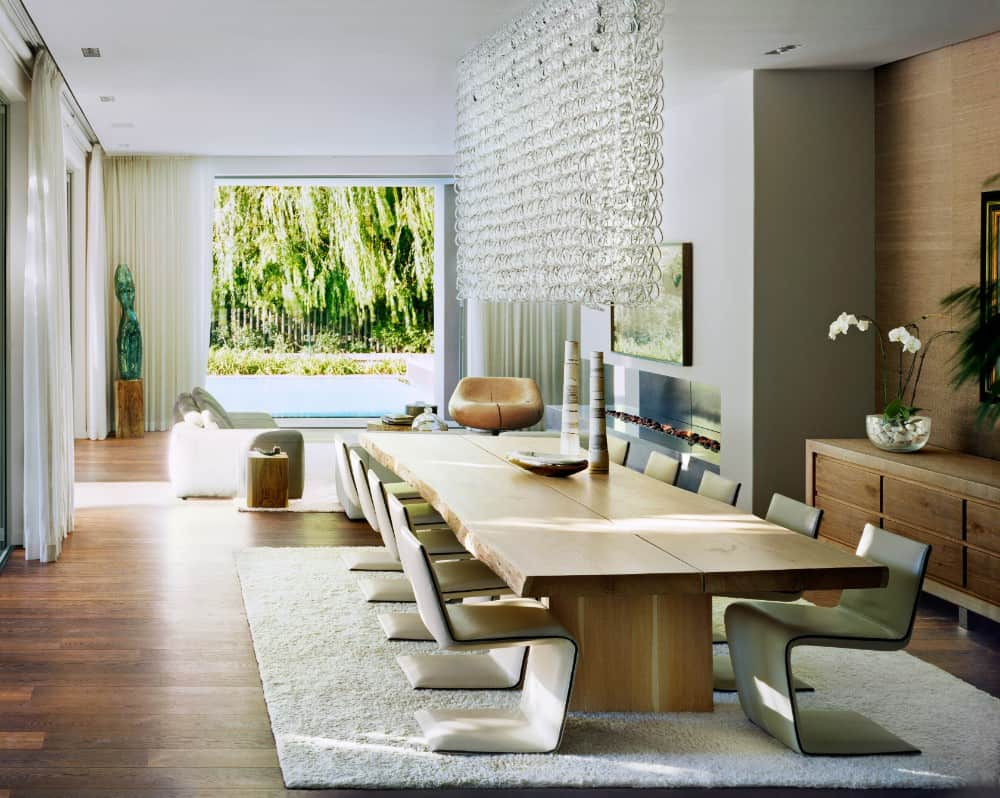101 Dining Room Decor Ideas (2019 Styles, Colors and Sizes) on Pictures For Room Decor  id=72895