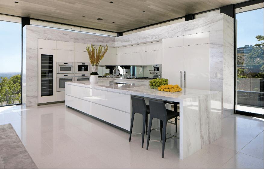 56 Modern Kitchen Design Ideas (Photos) on Ultra Modern Luxury Modern Kitchen Designs  id=19838