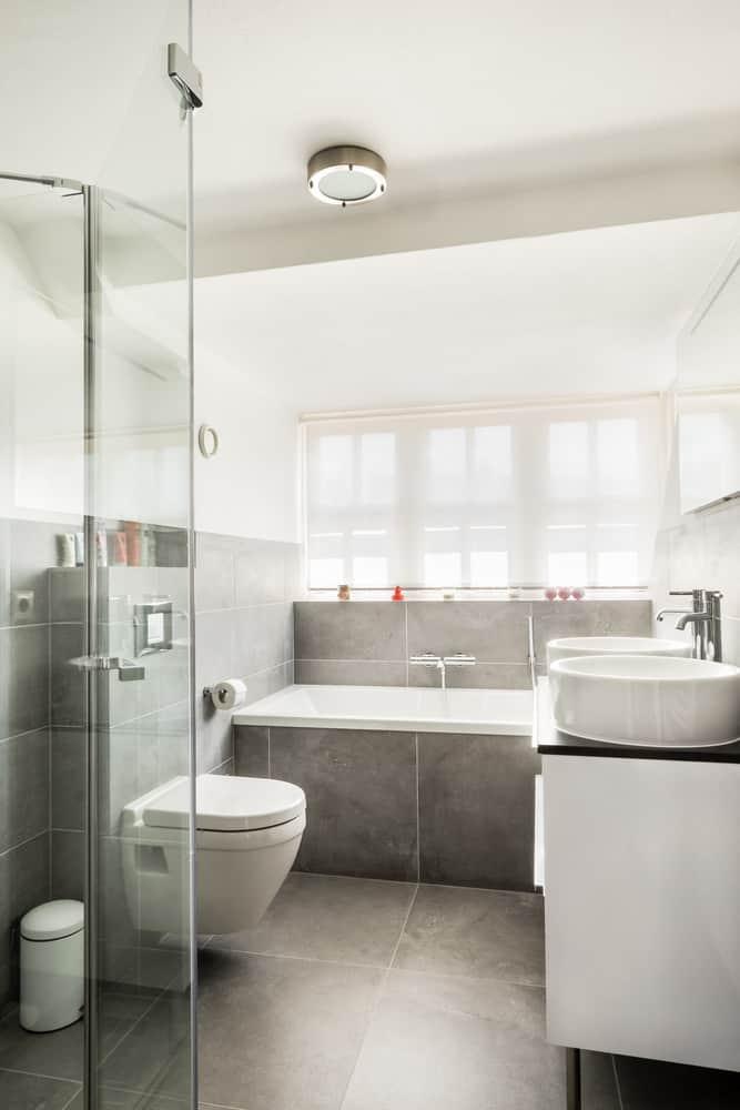 33 Terrific Small Primary Bathroom Ideas (2020 Photos) on Small Bathroom Ideas Photo Gallery id=37166