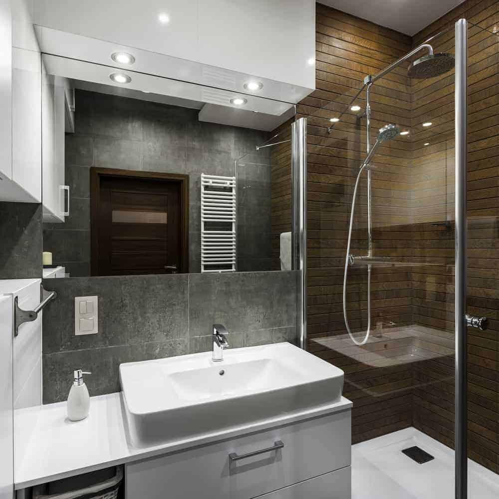 33 Terrific Small Primary Bathroom Ideas (2020 Photos) on Small Bathroom Ideas 2020 id=81504