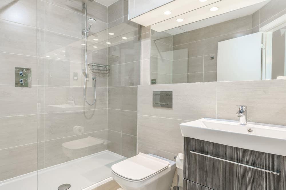 33 Terrific Small Primary Bathroom Ideas (2020 Photos) on Small Bathroom Ideas 2020 id=98587
