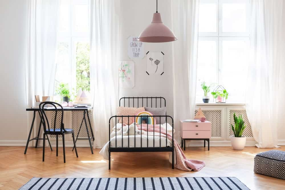 85 Girls Bedroom Design Ideas (Photos) on Girls Bedroom Ideas  id=54333