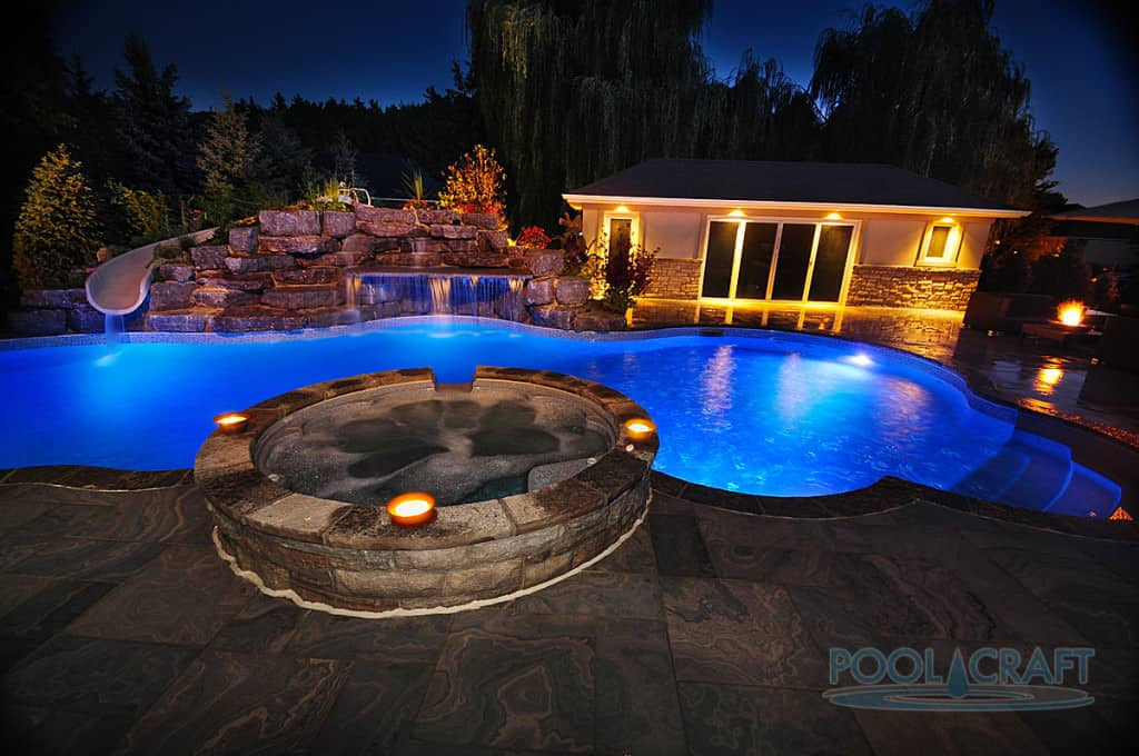 50 Swimming Pool House, Cabana and Pergola Ideas (Photos) on Small Pool Cabana Ideas id=54890