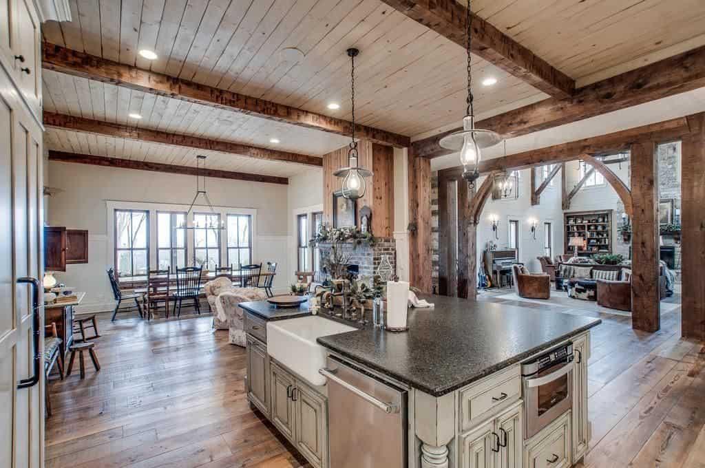 60 Farmhouse Kitchen Ideas Photos