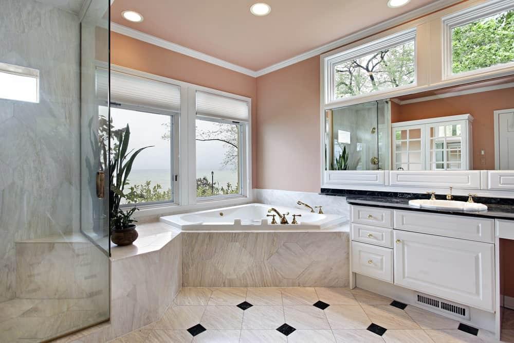65 Medium-Sized Primary Bathroom Ideas (Photos) on Bathroom Ideas Photo Gallery  id=28212