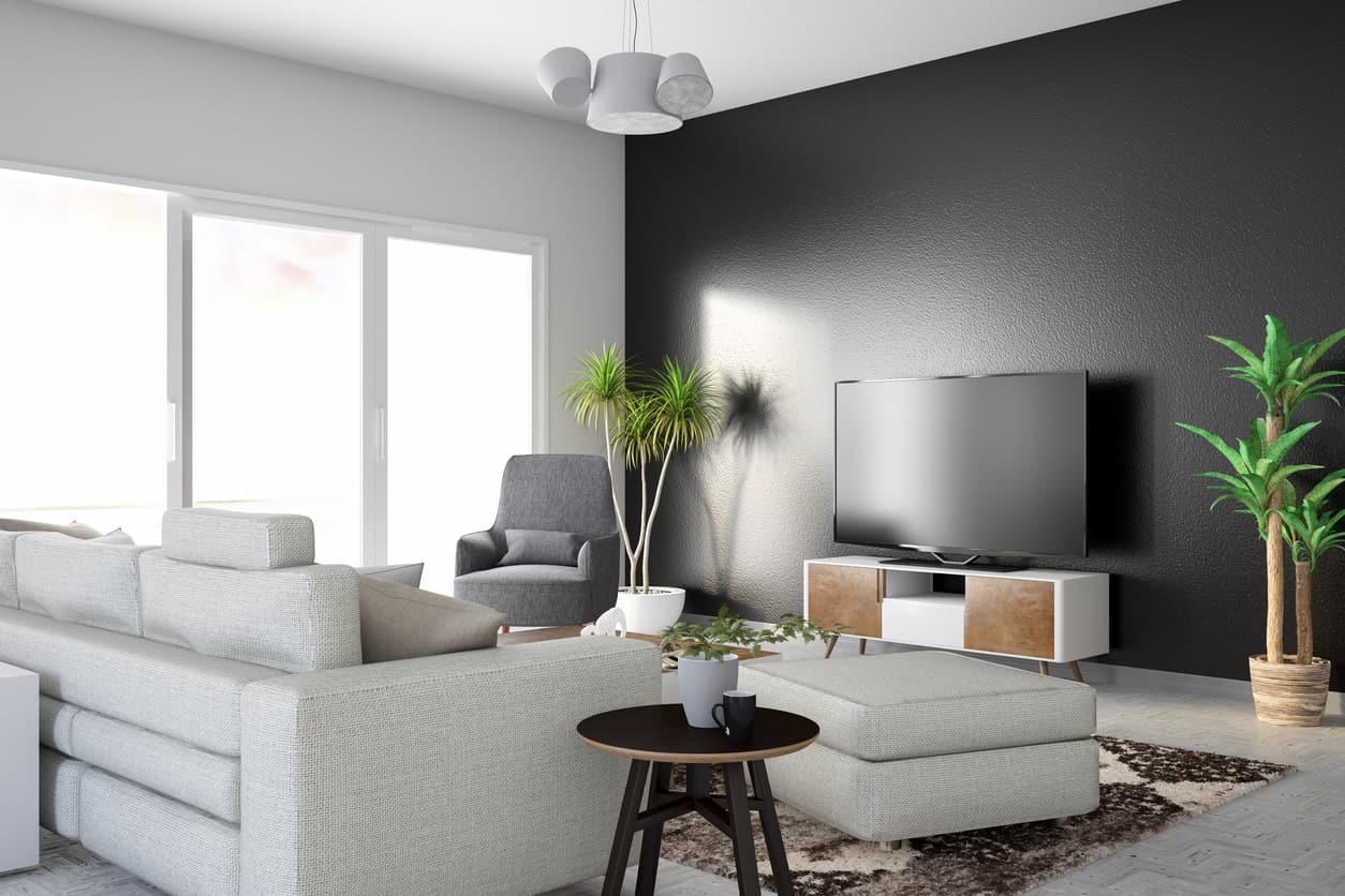 30 Black Living Room Ideas (Forced Me to Rethink this Design) on Living Room Style Ideas  id=91731