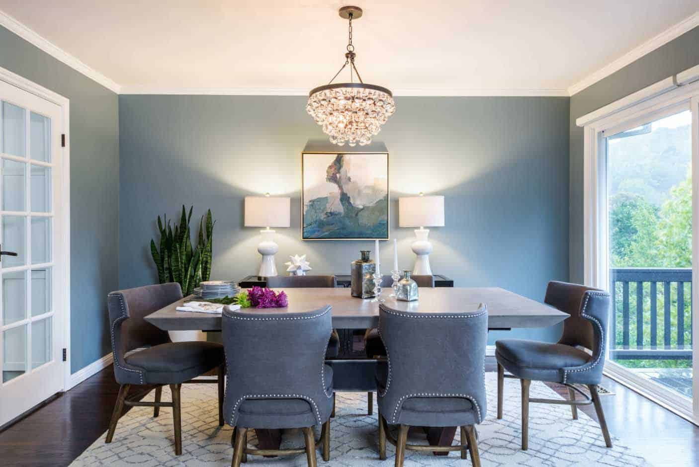 35 transitional dining room ideas for 2019 on dining room inspiration id=93715