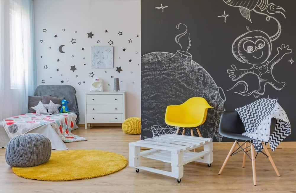 20 Kids Bedroom Wall Art Ideas Home Stratosphere