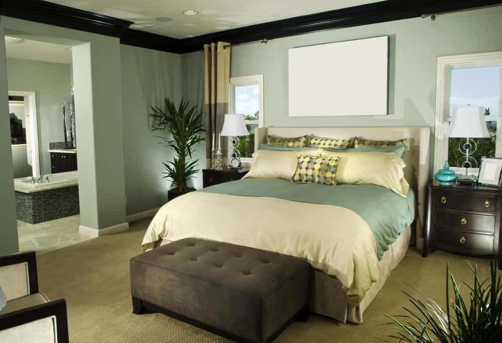 best primary bedroom colors and color combinations on master bedroom wall color id=69039