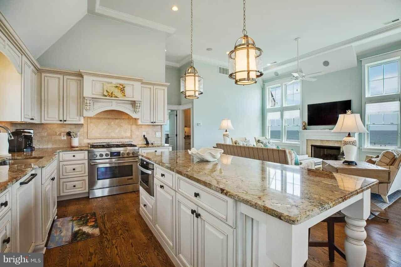 101 Beach Style Kitchen Ideas Photos