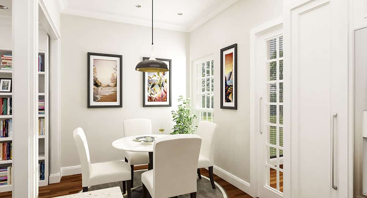 View Small Dining Room Decor Images