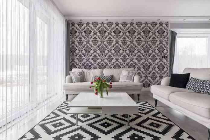 30 Black And White Living Room Decor Ideas Photos Home Stratosphere