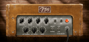 Fuse Audio Labs F-59 Review Main Plugin Image