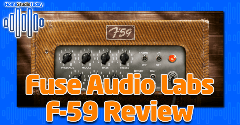 Fuse Audio Labs F-59 Review