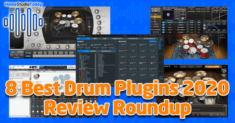 8 Best Drum Plugins 2020