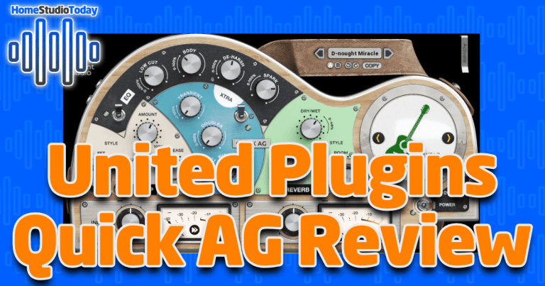 United Plugins Quick AG Review