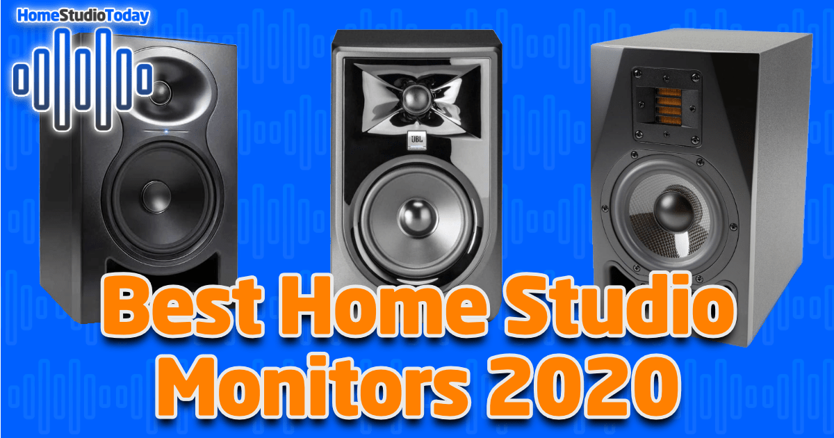 Best Home Studio Monitors 2020