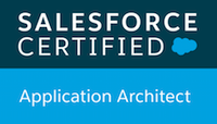 Application Architect Certification Logo