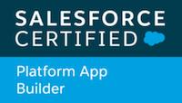 Platform App Bulder Certification Logo