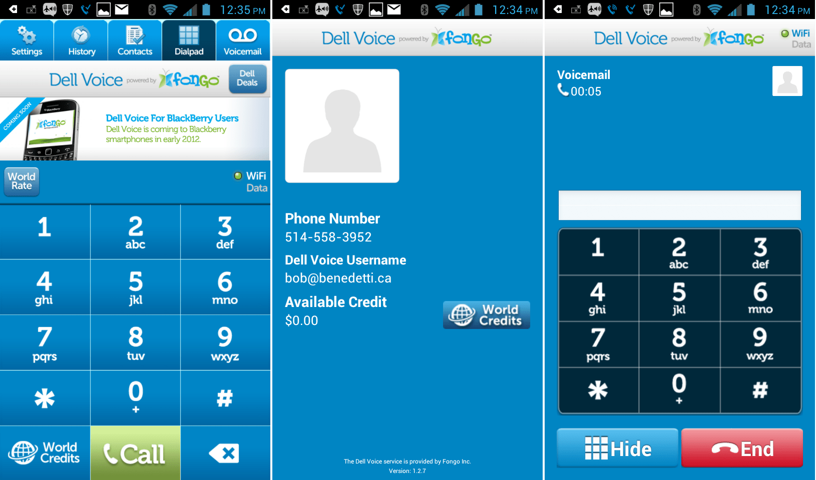 Free Phone Calls New From Dell