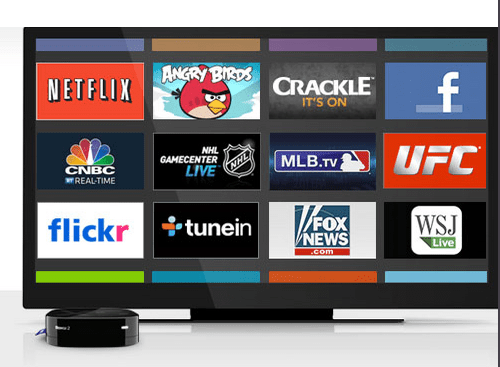 how to get canadian tv on roku
