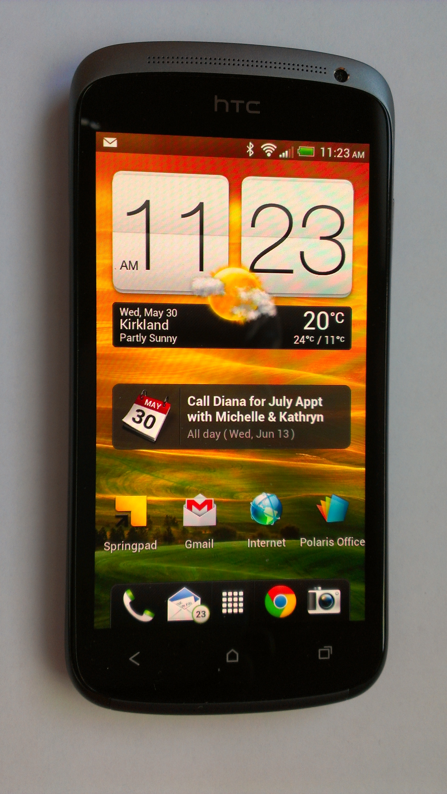 htc one s the absolute best android smartphone you can buy rh hometechmtl com HTC One XL HTC One V