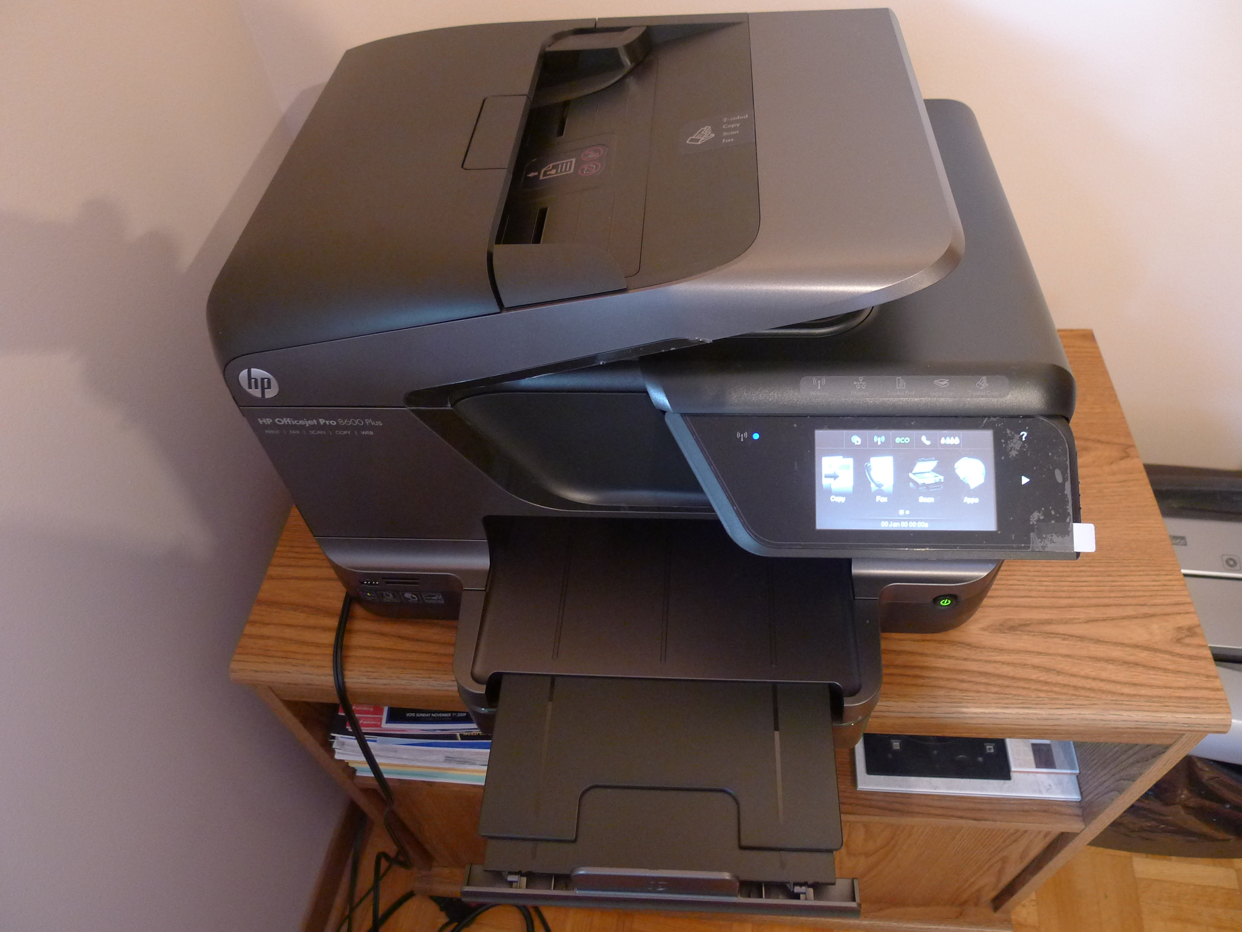 Versatile multifunction printer from hp on sale now!
