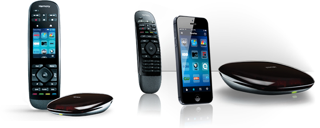New Features for Logitech Harmony Remote