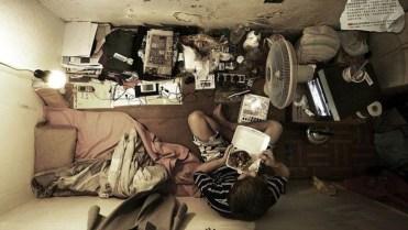 Moradias sociais em Hong Kong