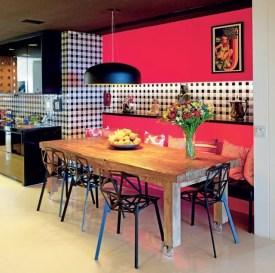 Mobiliário Pop para cozinha