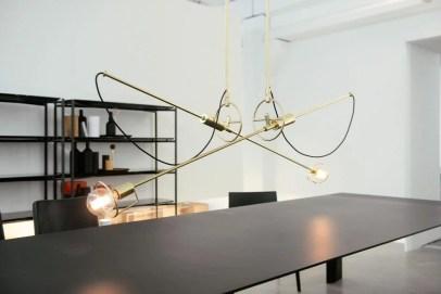 Luminária de Jader Almeida