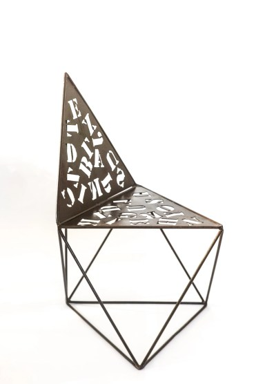 Cadeira Octa| João Diniz + Accero