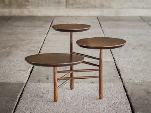 Mesa Trio por Oslo Design