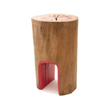 Banco ou mesa lateral Boca
