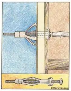 Choosing Wall Anchors