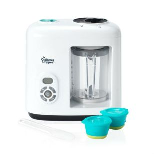 Tommee Tippee Baby Food Steamer Blender Review