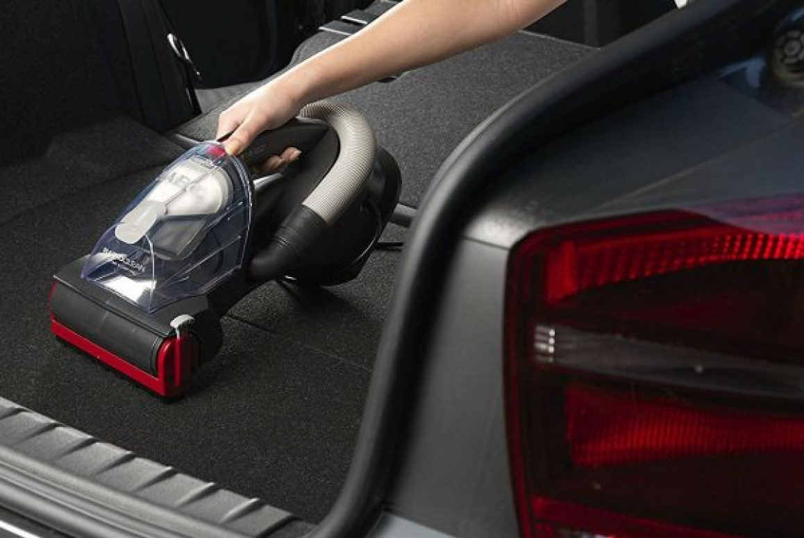 AEG AG71a RapidClean Stair and Car Handheld Vacuum Cleaner Review