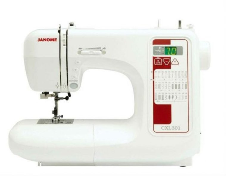 Janome CXL301 Sewing Machine Review