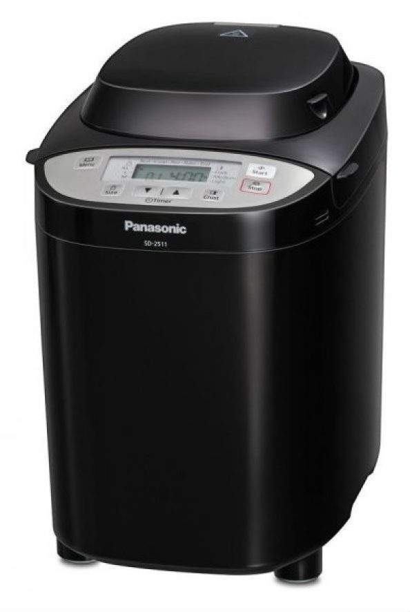 Panasonic SD-2511KXC Automatic Breadmaker Review