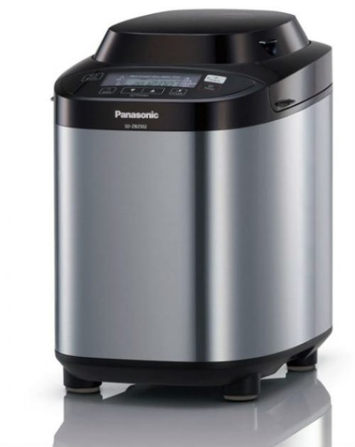 Panasonic SD-ZB2502BXC Stainless Steel Bread Maker Review
