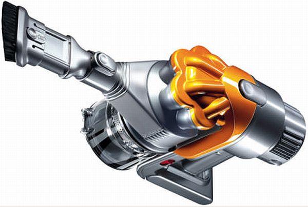 Dyson DC16 vacuum