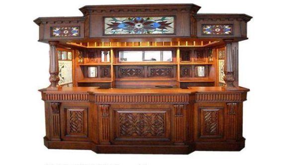 Fitzpatrick home Bar