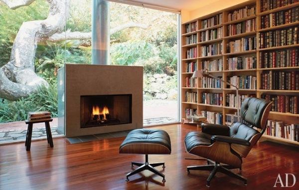 Library designed by Margaret Griffin & Elise Grinstein