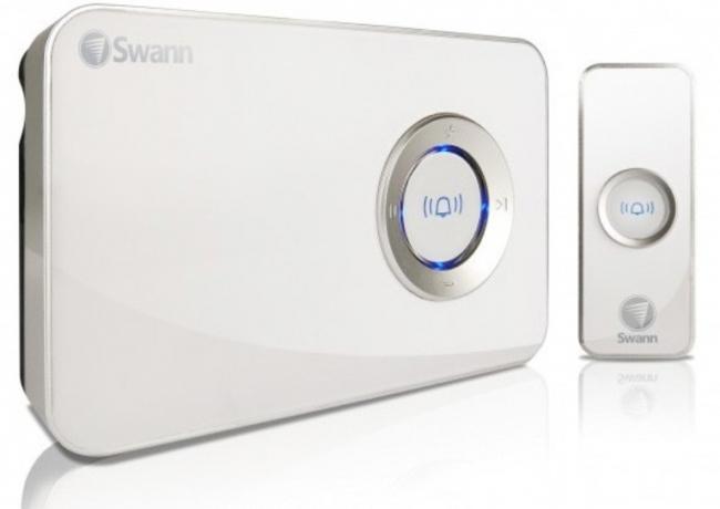 Swann wireless mp3 DJ doorbell