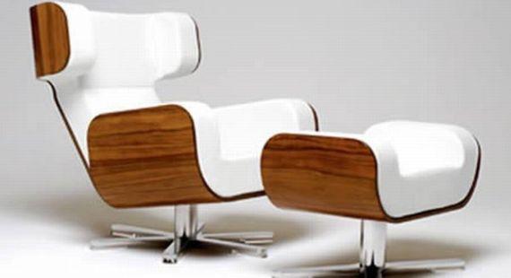 Beautiful Lounge Chairs Hometone