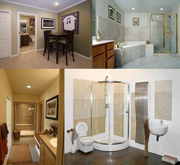 Basement Bathroom Ideas: 6 Cool Ideas For Basement Bathrooms