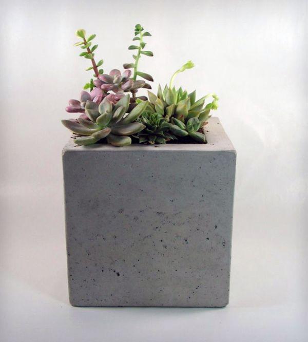 cement-planter
