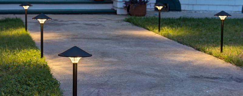 Light up your walkway