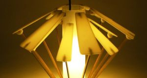 Shio Organic Alien Light Sculptures For Unusual Decor